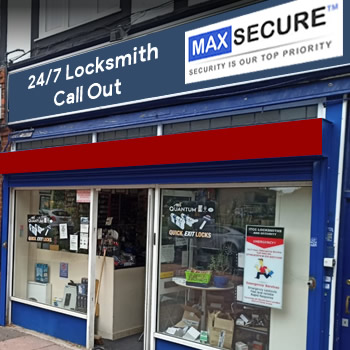 Locksmith store in Teddington